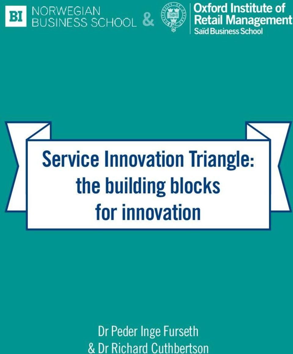 blocks for innovation Dr