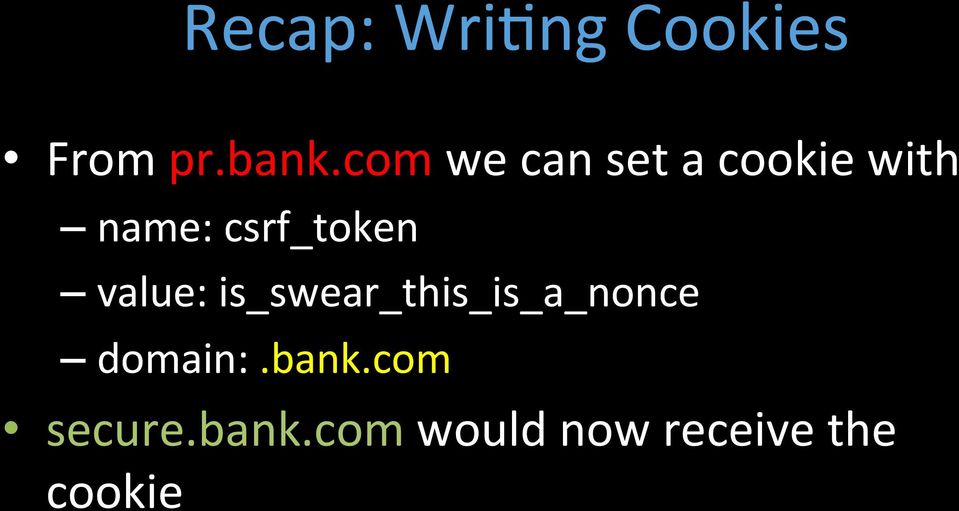 csrf_token value: is_swear_this_is_a_nonce
