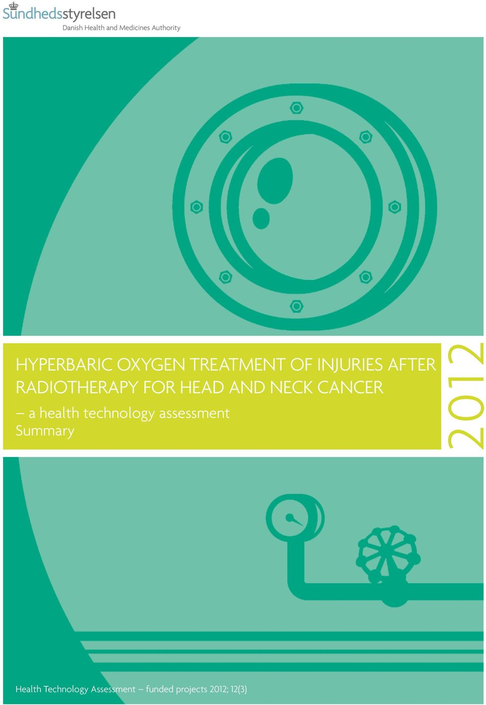 health technology assessment Summary 2012