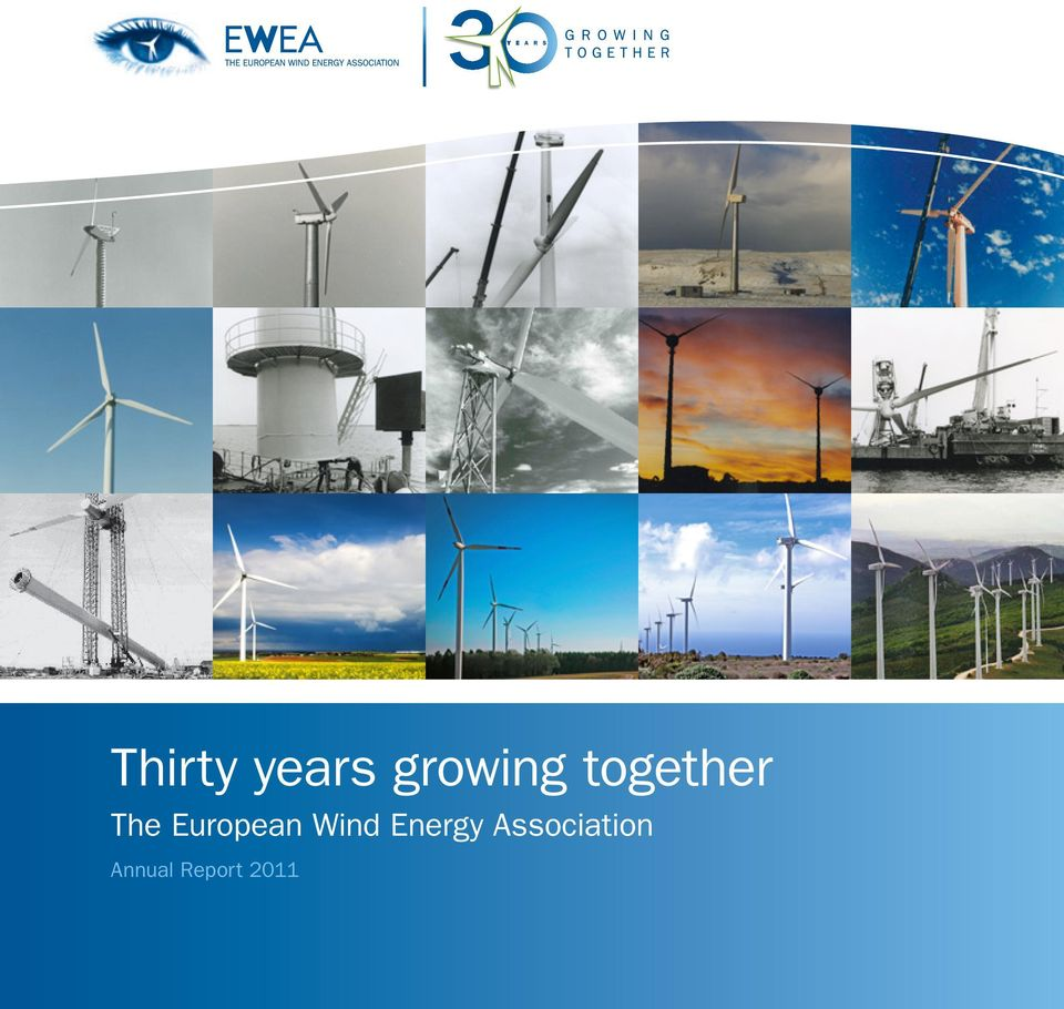 Annual Report 2011 Thirty years