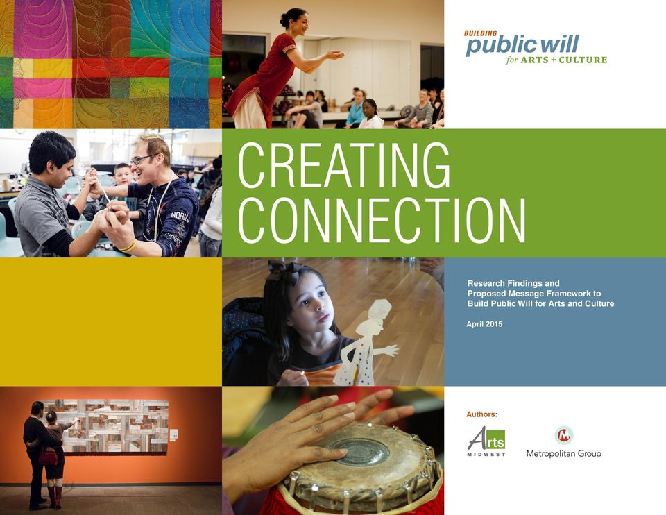 Framework to Build Public Will