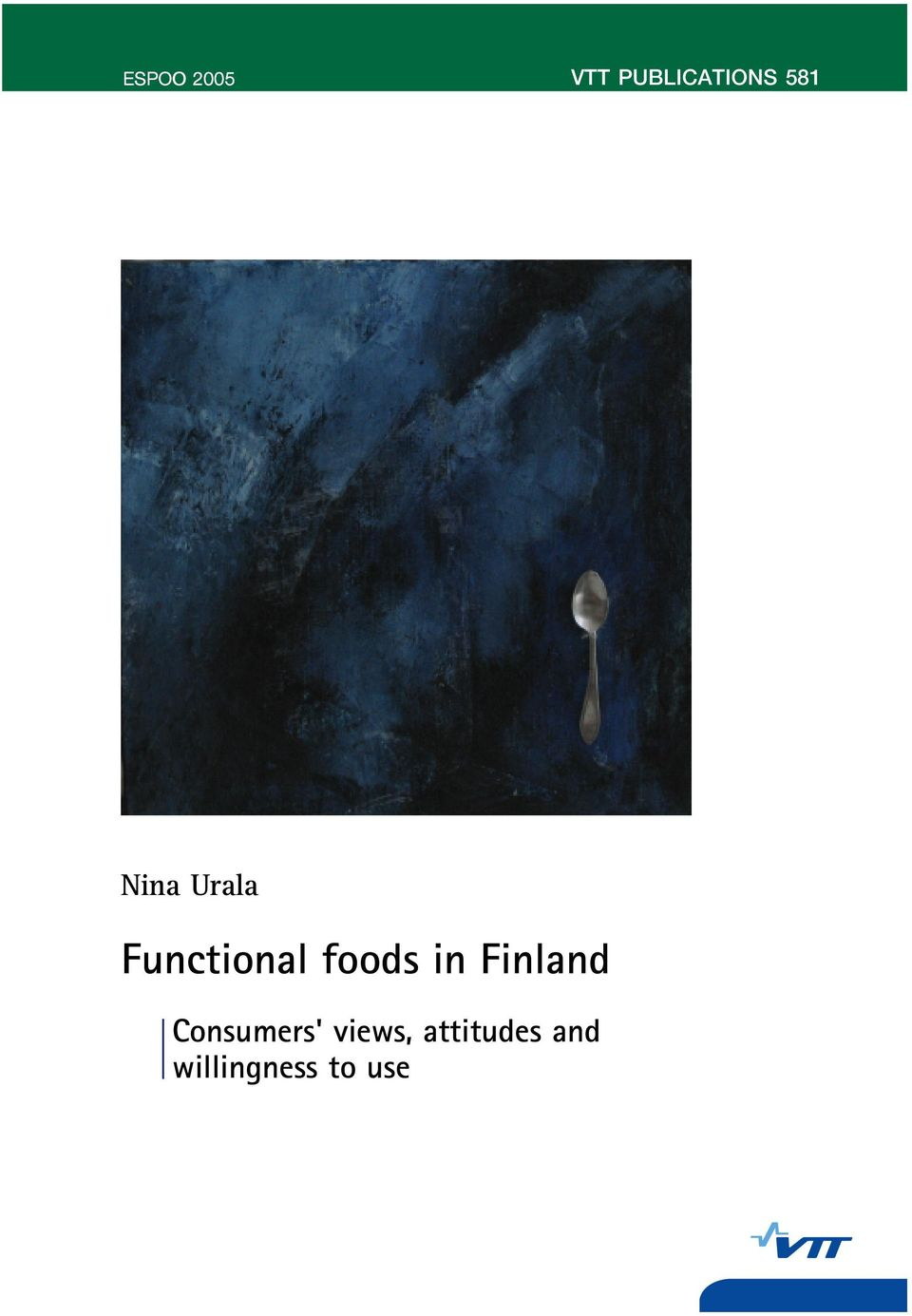 foods in Finland Consumers'