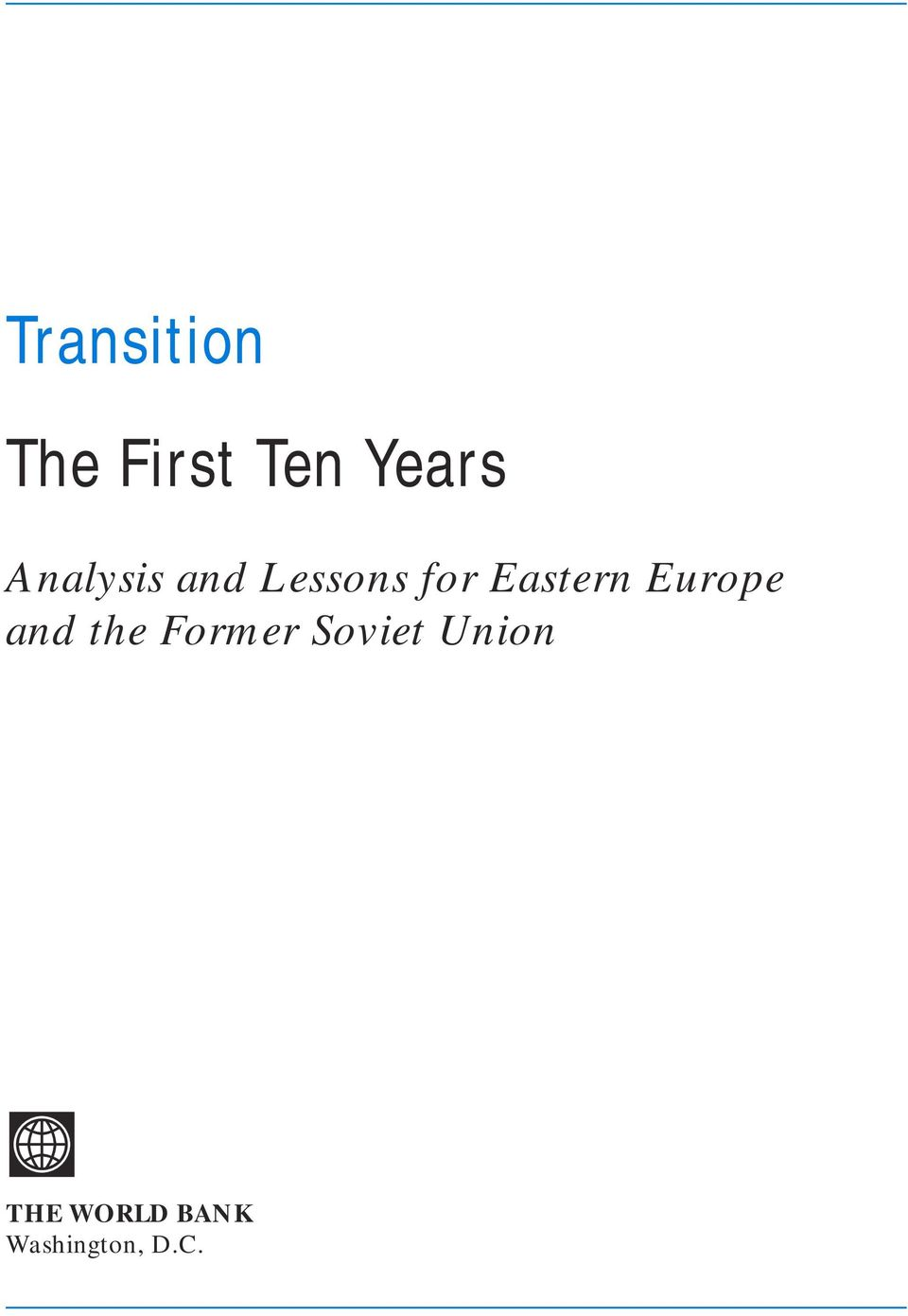 Europe and the Former Soviet