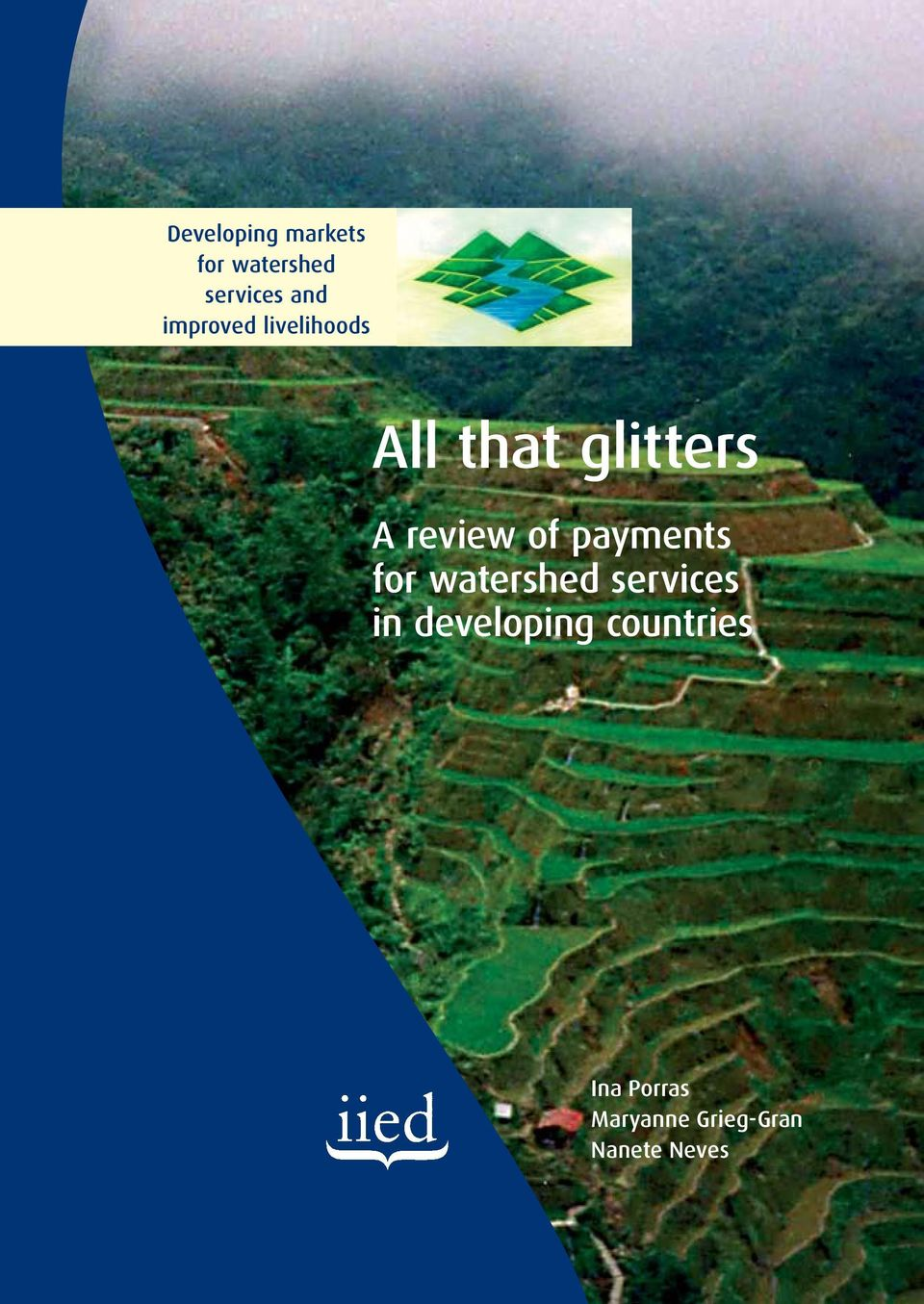 of payments for watershed services in developing