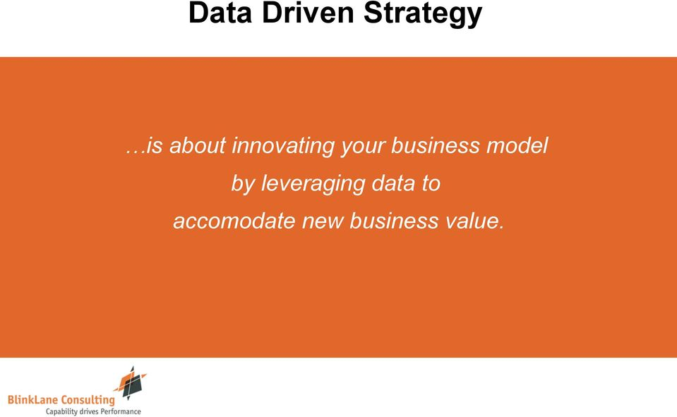 business model by leveraging