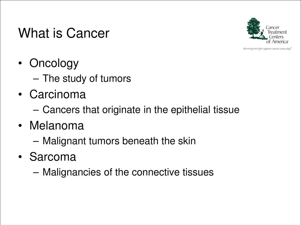 epithelial tissue Melanoma Malignant tumors