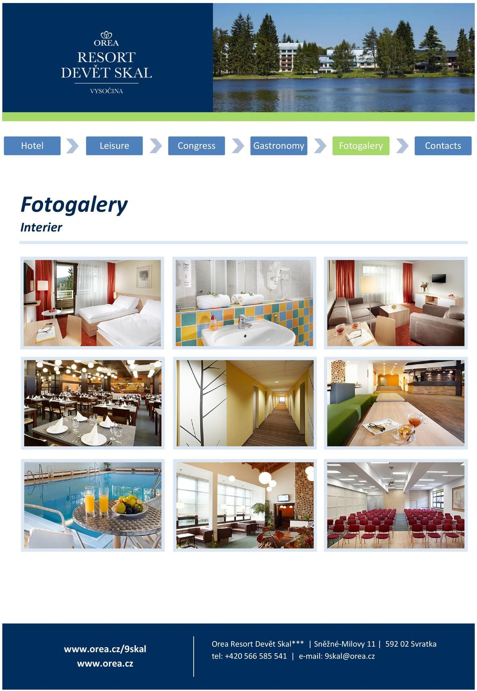 Fotogalery Contacts