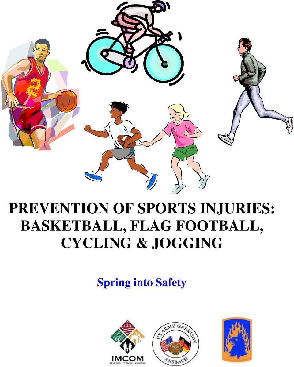 FLAG FOOTBALL, CYCLING