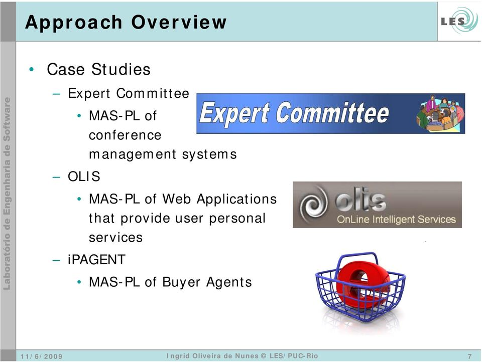 systems OLIS MAS-PL of Web Applications that