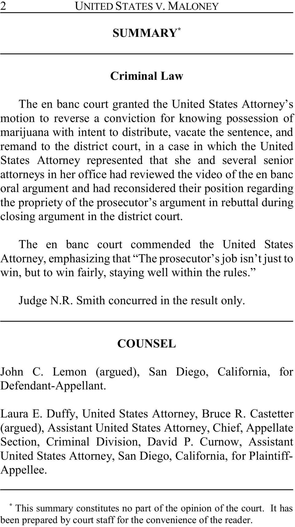 sentence, and remand to the district court, in a case in which the United States Attorney represented that she and several senior attorneys in her office had reviewed the video of the en banc oral