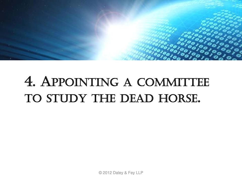 COMMITTEE TO