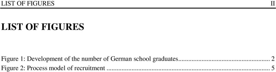 of German school graduates.