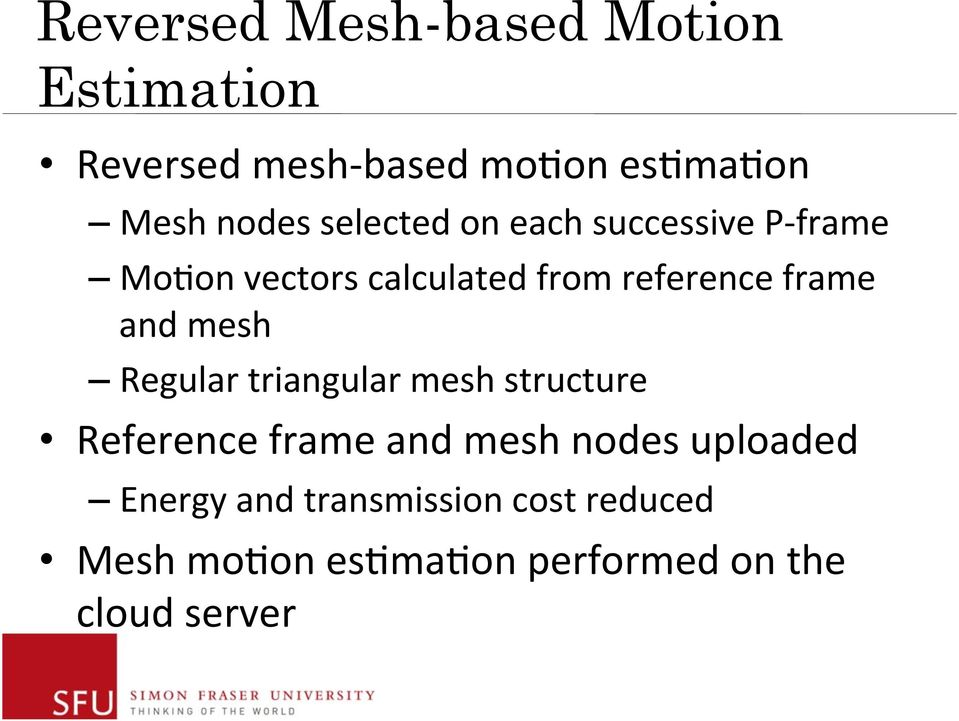 and mesh Regular triangular mesh structure Reference frame and mesh nodes uploaded