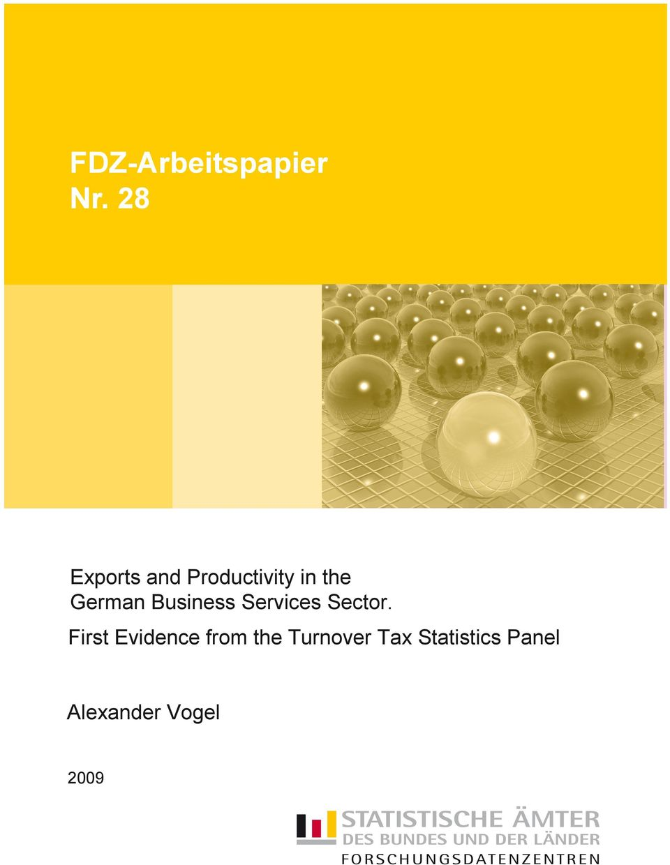 German Business Services Sector.
