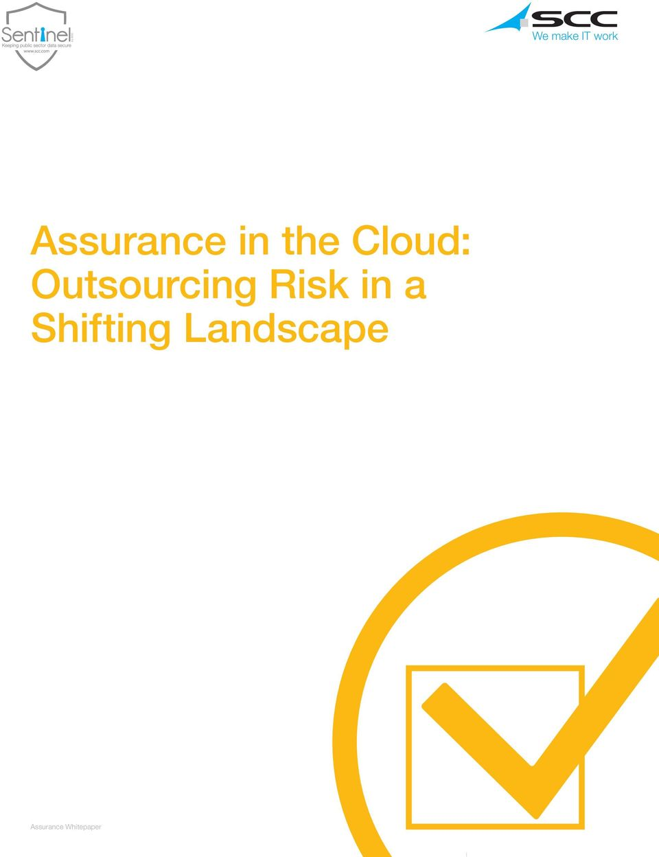 Cloud: Outsourcing