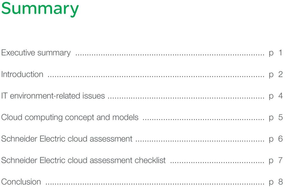 .. p 4 Cloud computing concept and models.