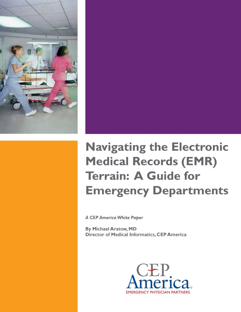 Departments A CEP America White Paper By