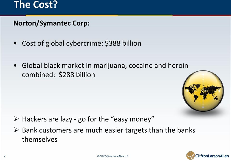 Global black market in marijuana, cocaine and heroin combined: