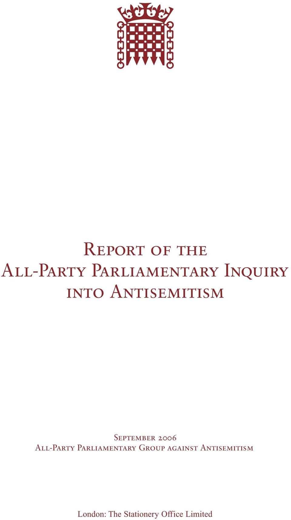 All-Party Parliamentary Group against