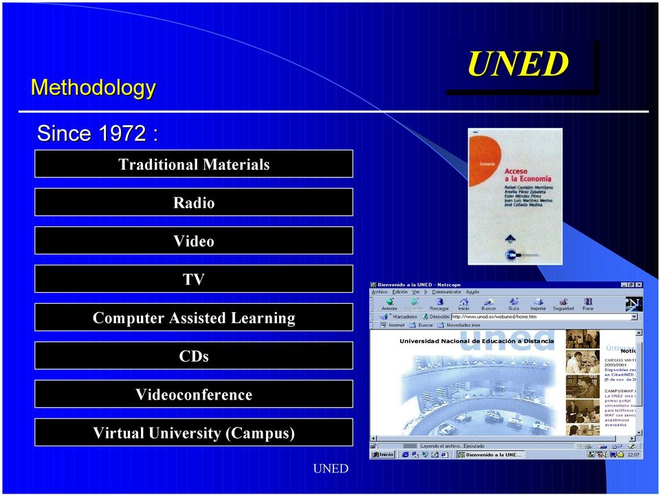 TV Computer Assisted Learning CDs