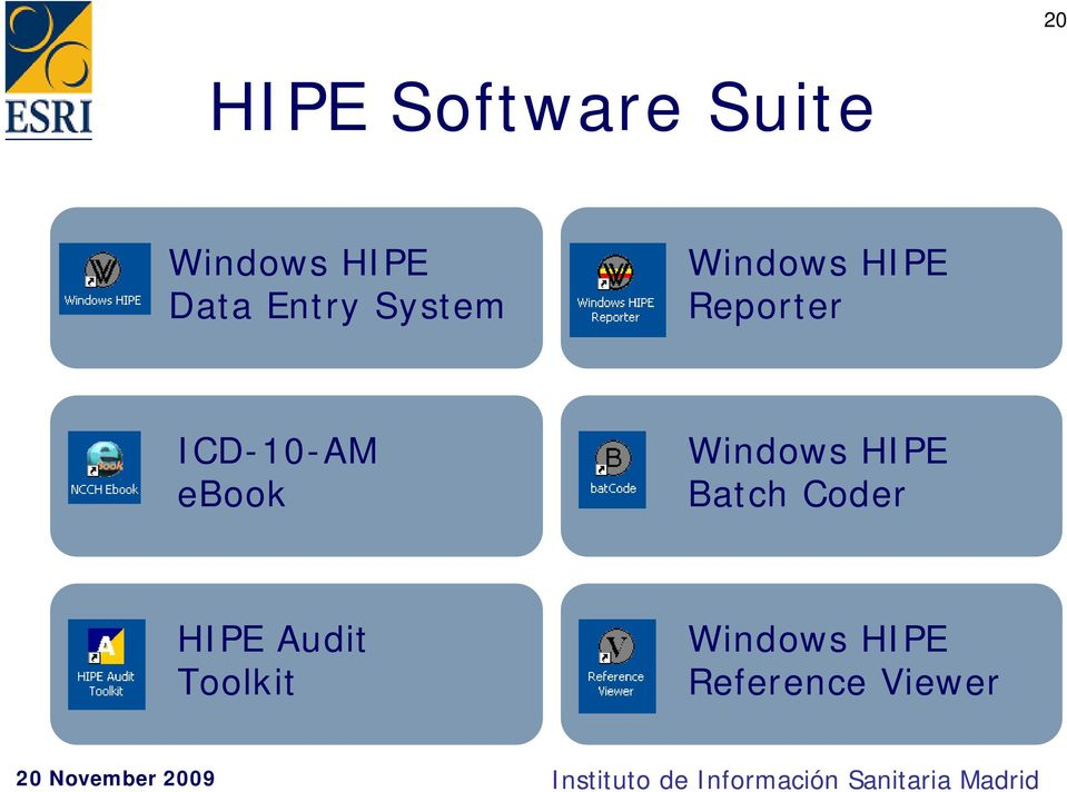 ICD-10-AM ebook Windows HIPE Batch Coder