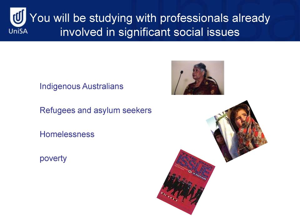 issues Indigenous Australians Refugees