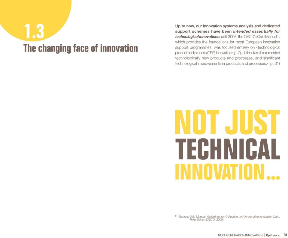 «technological product and process (TPP) innovation» (p.