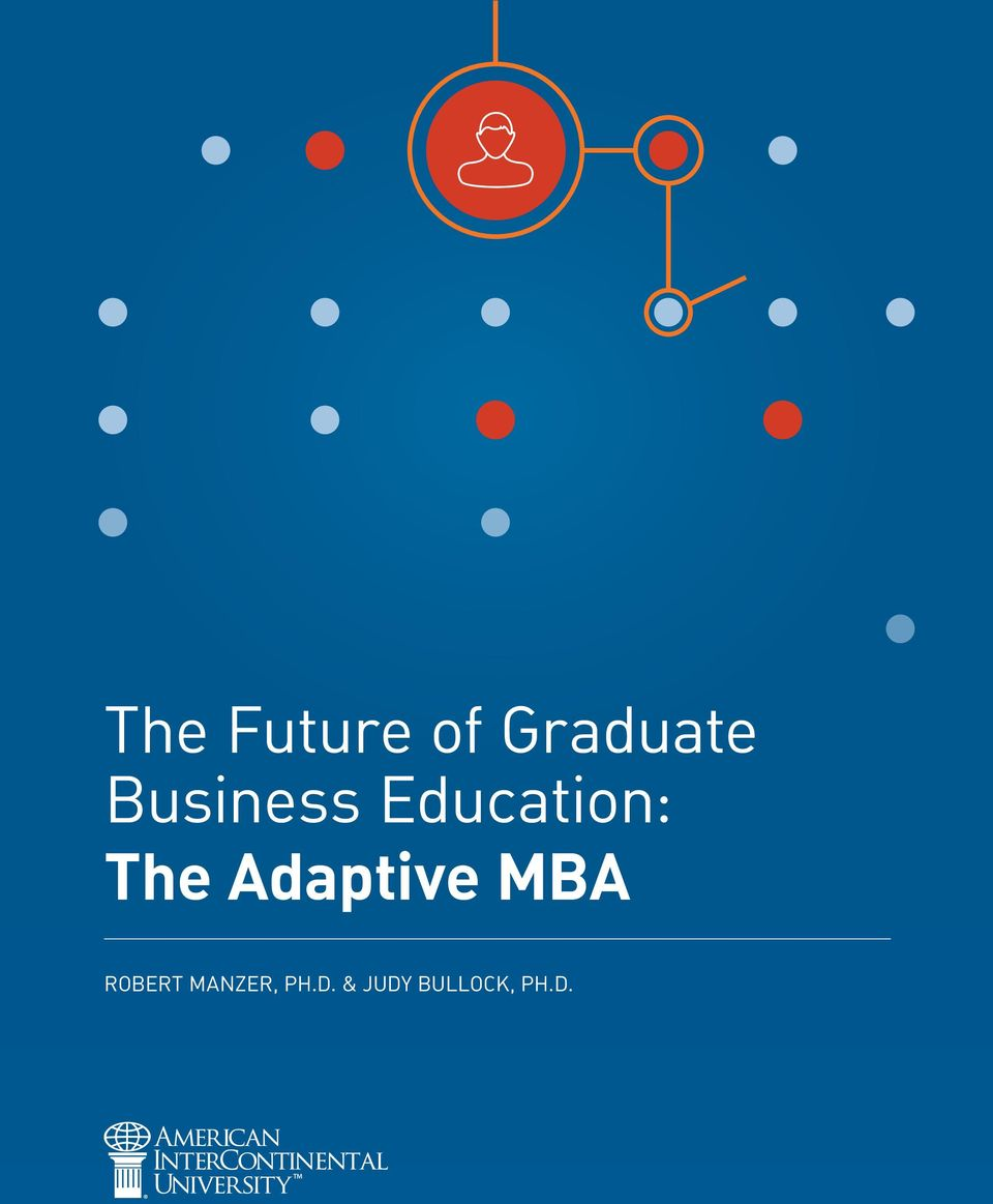 Adaptive MBA ROBERT