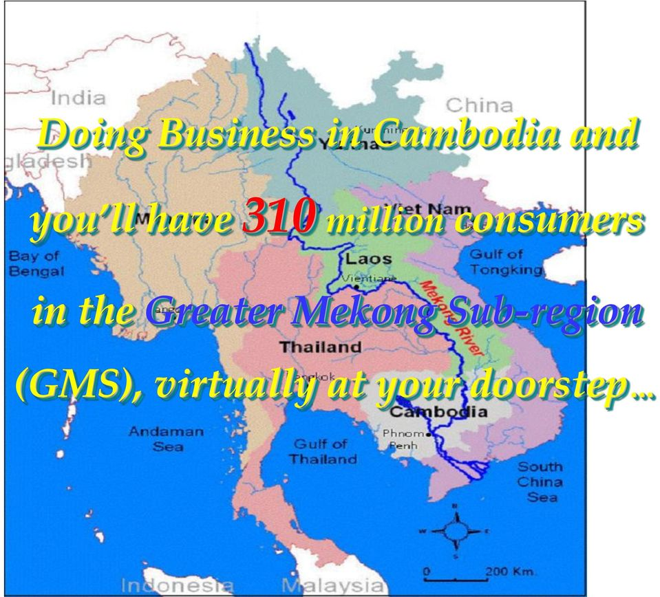 consumers in the Greater Mekong