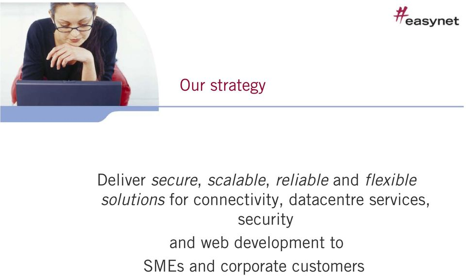 connectivity, datacentre services,