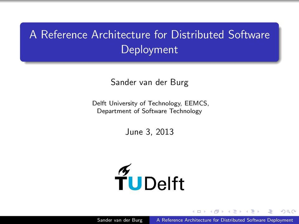 Delft University of Technology,