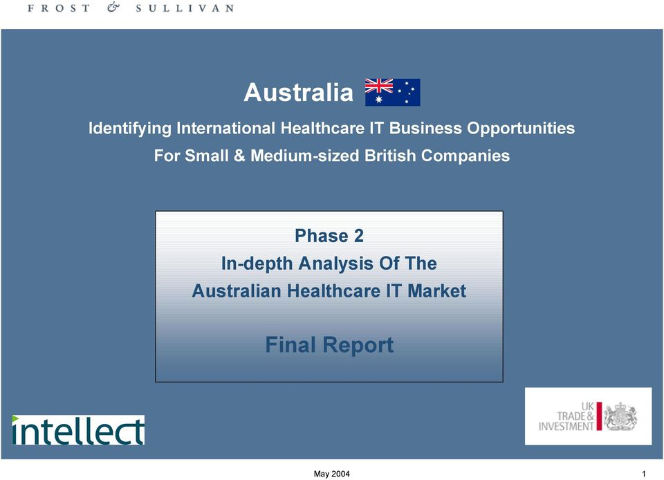 British Companies Phase 2 In-depth Analysis Of The