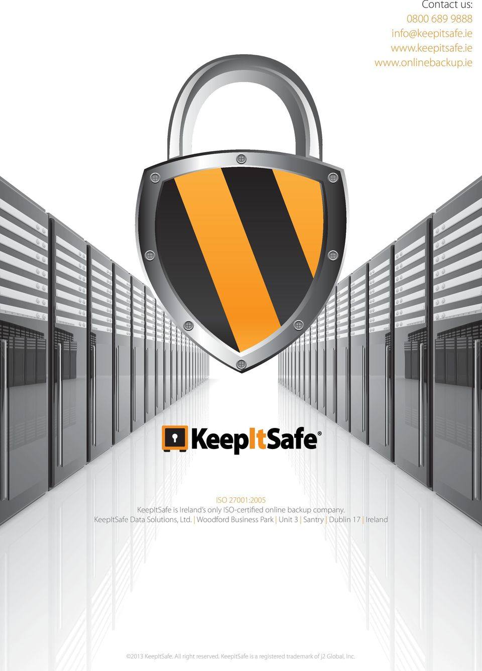 KeepItSafe Data Solutions, Ltd.