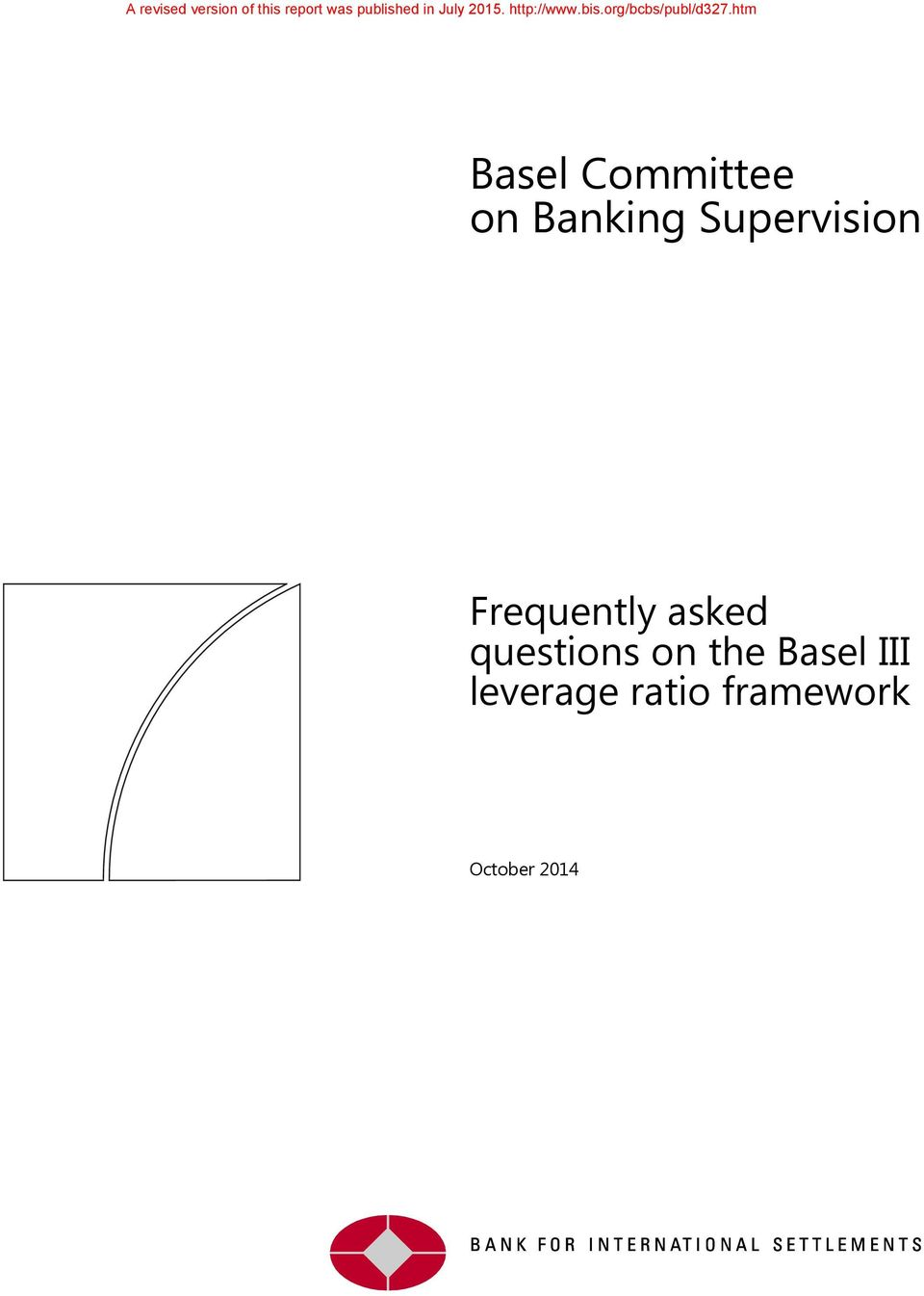 questions on the Basel III