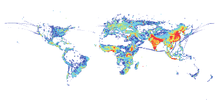est and savannah burning) and natural sources are not covered in this section. 2.5.1 Sectoral/regional shares The regional shares of global anthropogenic emissions for 2005 are shown in Figure 2.14.