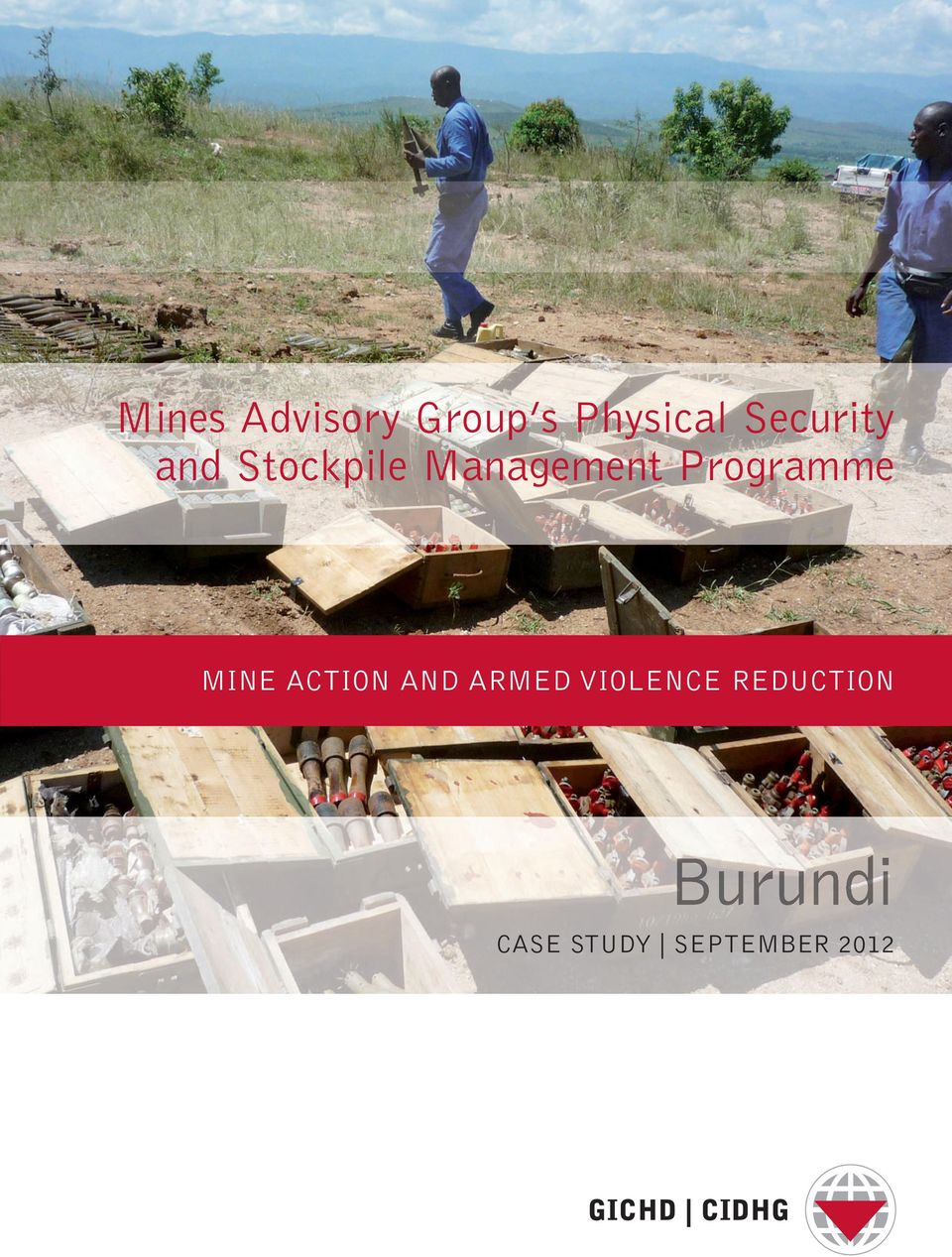 Programme MINE ACTION AND ARMED