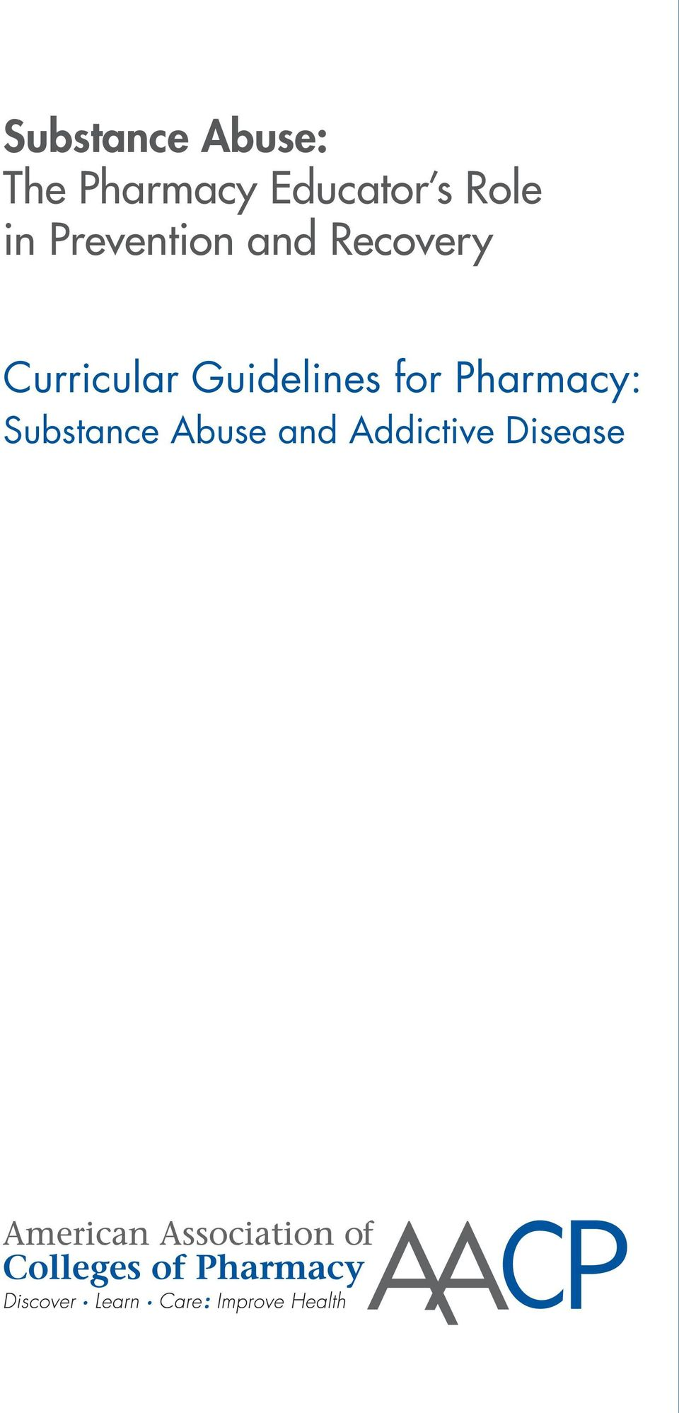 Recovery Curricular Guidelines for
