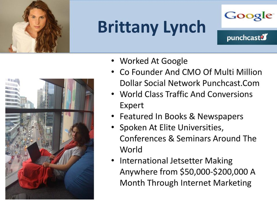 Com World Class Traffic And Conversions Expert Featured In Books & Newspapers Spoken