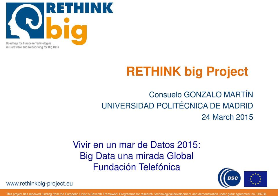 rethinkbig-project.