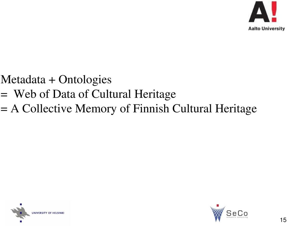 Heritage = A Collective