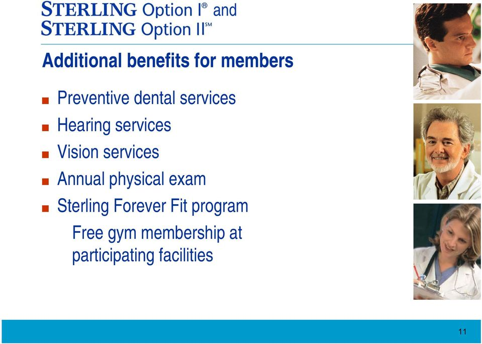 Annual physical exam Sterling Forever Fit