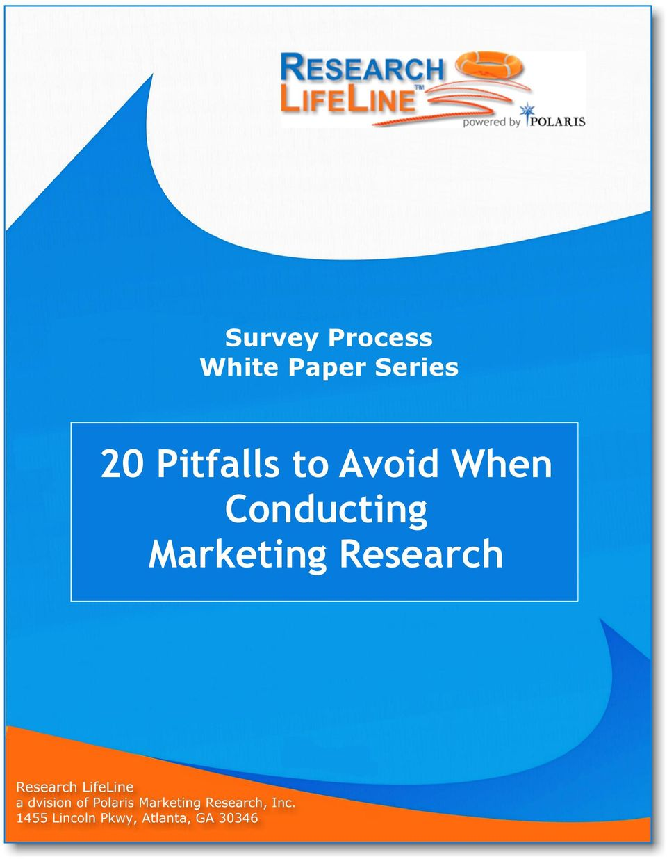 MARKETING RESEARCH, INC.