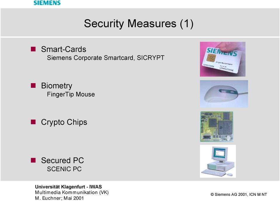 Smartcard, SICRYPT Biometry