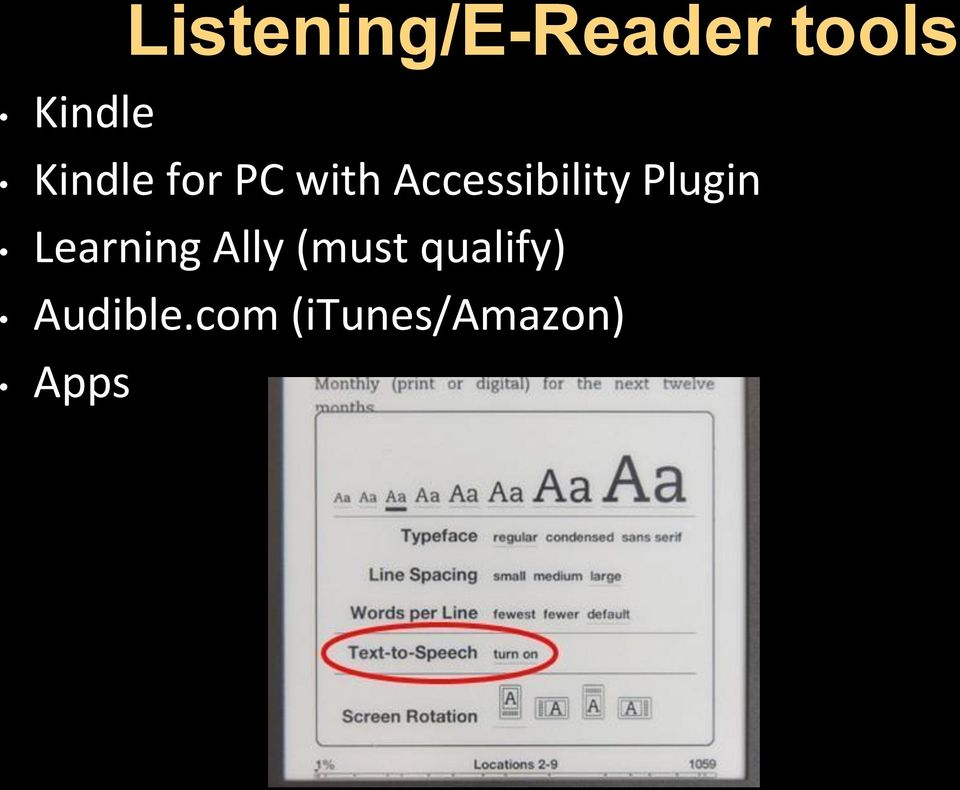 Plugin Learning Ally (must