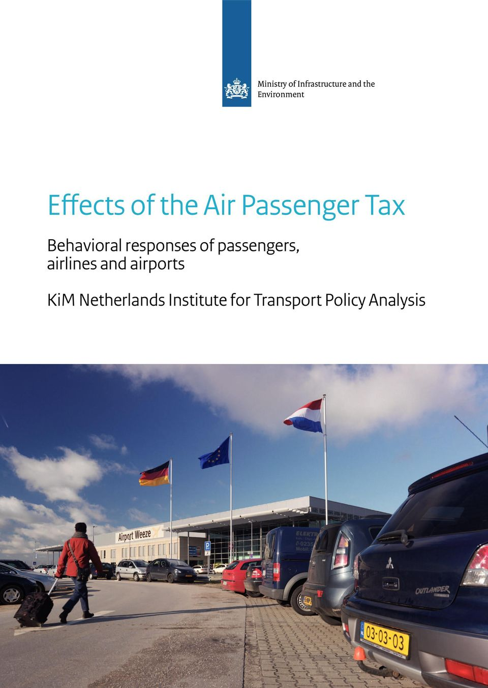 responses of passengers, airlines and airports