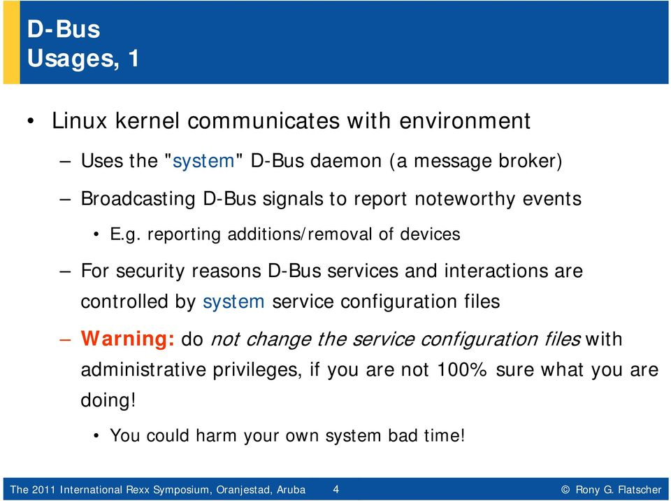 not change the service configuration files with administrative privileges, if you are not 100% sure what you are doing! You could harm your own system bad time!