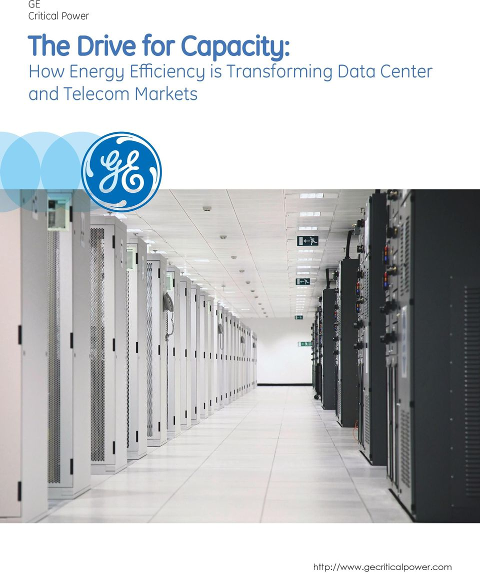 Transforming Data Center and