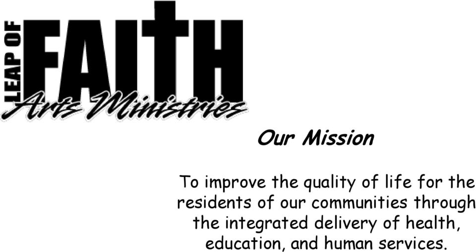 communities through the integrated