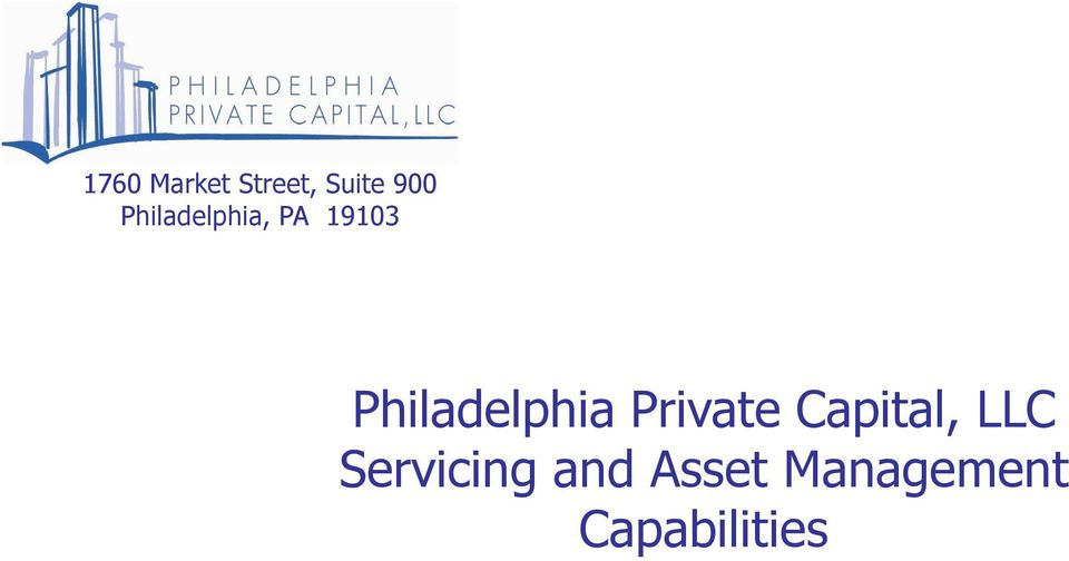 Philadelphia Private Capital,