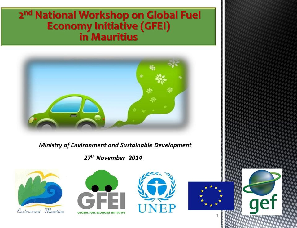 Mauritius Ministry of Environment and